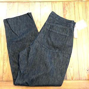 Etica Dark Wash High Rise Jeans 32 Tyler